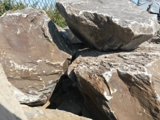 Mahogany Mountain Boulder