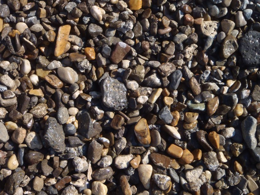 Small Washed Rock